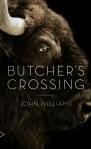 Butcher's crossing John Williams